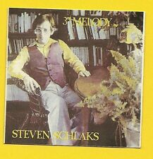 Steven Schlaks 3rd Melody Panini #146 Rare LP Album Cover STICKER Card ITALY