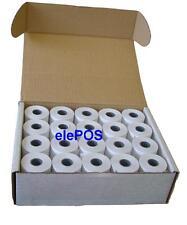 Ingenico 5100 tarjeta de crédito terminal Rollos 1 Box (20 Rollos)
