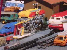 Faller H0 120145 Dieselloktankstelle gelb-rot oder gelb-grün Bausatz NEU