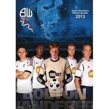 Bolton Wanderers FC 2013 Calender English Premier League Soccer Football new EPL