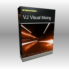 VJ DJ Video Edit Editing Visual Mixing Mixer Pro Professional Software