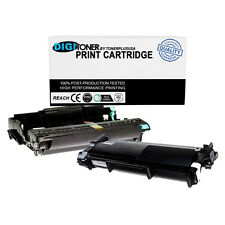 DigiToner 2PK Compatible TN660 DR630 Toner and Drum for Brother HL-L2380DW