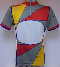 "Erima Germany Cycle Cycling Shirt Jersey Size 6 42"" Maglia Ciclismo Trikot"