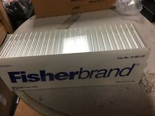 250 Fisher Brand 13 x 100mm Borosilicate Culture Tubes - 14-961-27 Fisherbrand