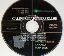2004 2005 2006 2007 Hummer H2 Buick Rendezvous Chevy Uplander Navigation DVD Map