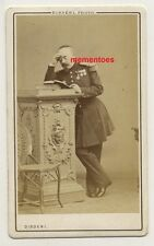 General François Achille Bazaine 1811-1888 Military CDV c1860's