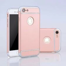 3 IN 1 Plastic Protective SHOCKPROOF Case Cover Skin For Apple iPhone 7/Plus New