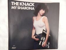 "THE KNACK  ""MY SHARONA"" PICTURE SLEEVE! BRAND NEW! ONLY NEW COPY ON eBAY!!"