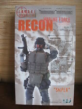 "1/6 12"" 30cm GI JOE ACTION MAN BBi  US MARINE FORCE RECON SNIPER"