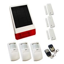 CastleGate Wireless Solare Casa Sveglia Soluzione 5