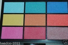NEW*GOSH 9 Shades Eye Palette -  003 To Play With In Vegas