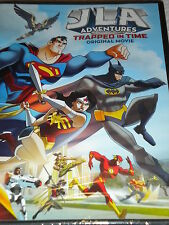 DC Comics JLA Adventures - Trapped in Time DVD New