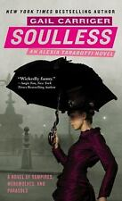 BUY 2 GET 1 FREE Gail Carriger,Soulless (The Parasol Protectorate)