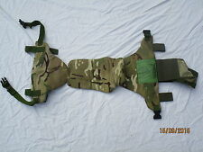 Tier 2 Pelvic Protection ,Splitterschutz, MTP,Multicam, Rear Panel Large