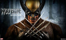 Wolverine 1/6 Scale Action Figure Marvel Comics NEW IN STOCK - Sideshow