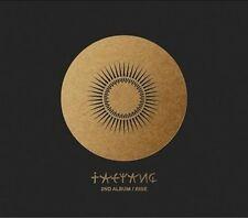 TAEYANG SOLAR (BIGBANG) - 2nd Album [ RISE ] FEAT. GD CD + 48P BOOKLET
