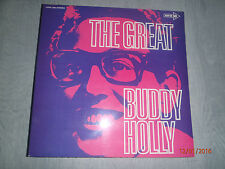 Buddy Holly-The Great Vinyl Album