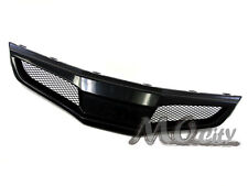 Front Replacement Grille Grill for Honda 2011-2012 Fit Jazz JDM BLACK 11 12
