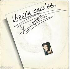 "FALCO - Vienna calling - VINYL 7"" 45 LP ITALY 1985 VG+ COVER VG CONDITION"