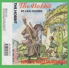 THE HOBBIT - J.R.R. TOLKIEN. AUDIO BOOK  CASSETTES (P270)