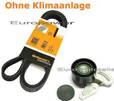 Keilrippenriemen + Spannrolle Renault CLIO II MEGANE II Megane Modus 1.5 dCi Neu