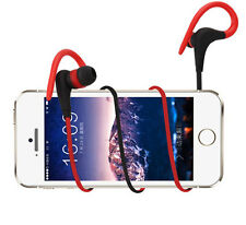 Sports Bluetooth Stereo Earphone Headset for Samsung Galaxy S3 S4 S5 S6 Note 2 3