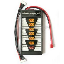 Parallel Charging Balance Board for IMAX B6 B8 Battery Charger XT60 Plug