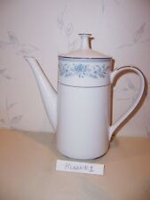 NEW Noritake BLUE HILL Coffee Pot (server) - BRAND NEW IN BOX