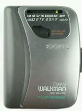 Sony walkman radio cassette player WM-FX321 - player only no headphones