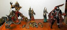 Todd McFarlane toys spawn figures lot of 7 spawn action figures