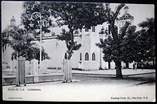 PONCE P.R. ~ 1900's CATHEDRAL  ~