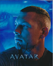 Sam WORTHINGTON SIGNED Autograph 10x8 Photo AFTAL COA AVATAR Jake Sully