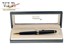 MONTBLANC MEISTERSTÜCK GOLD-COATED BLEISTIFT DREHBLEISTIFT PENCIL STYLO MINE 165
