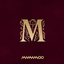 MAMAMOO 4TH MINI ALBUM [ MEMORY ] CD+BOOKLET+PHOTO CARD NEW