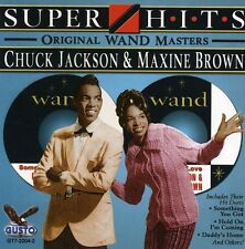 Super Hits - Chuck & Maxine Brown Jackson (2011, CD NEUF)