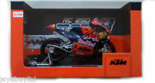 COLLECTABLE KTM RED BULL LUIS SALOM RC 250R MOTO 3 2014 DIECAST MODEL BIKE 1:12
