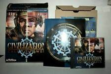 CIVILIZATION CALL TO POWER USATO OTTIMO PC EDIZIONE ITA PAL BIG BOX FR1 48502