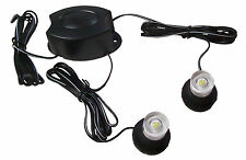 EVO Formance LED Bulb Strobe Headlight Lights Kit, White for Car-Truck-Auto