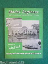 MODEL ENGINEER - SHIP MODELLING IN RUSSIA - 8 Mar 1956 v114 #2859