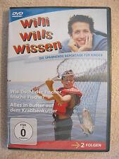 Willi wills wissen - Wie fischt der Fischer frische Fische? / Alles in Butter...