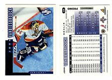 1X JOHN VANBIESBROUCK 1997-98 Score #34 PROMO SAMPLE PROTOTYPE Bulk Lot Availabl