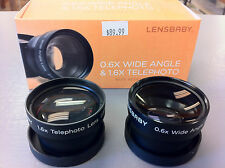 Lensbaby Wide Angle & Telephoto Conversion Kit 0.6X & 1.6X
