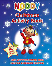 Noddy Christmas Activity Book: Activity Book by Enid Blyton (Paperback, 2005)