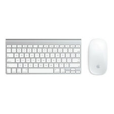 Apple Macbook Bluetooth Wireless Magic Mouse & Keyboard Bundle MB829LLA MC184LLA