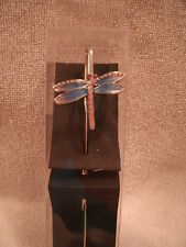 Dragonfly Metal Bookmark