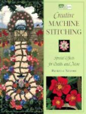 Quilts Stitching Machine Creative Effects for Quilts and More