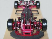 Alloy & Carbon SAKURA D3 CS 1/10 4WD Drift Racing Car Frame Kit w/Front one Way