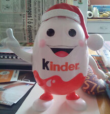 Figurine KINDER tirelire KINDERINO Noël 2016