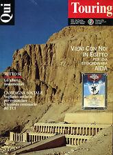 * QUI TOURING N° 9/ OTT/1994 * VIENI CON NOI IN EGITTO * GLI ALBERI MONUMENTALI*