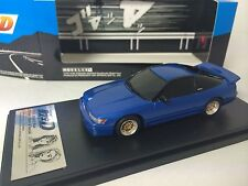 1/43 Hi-Story Modeler's Nissan S13 Silvia Sileighty Blue INITIAL D Blue MD43204